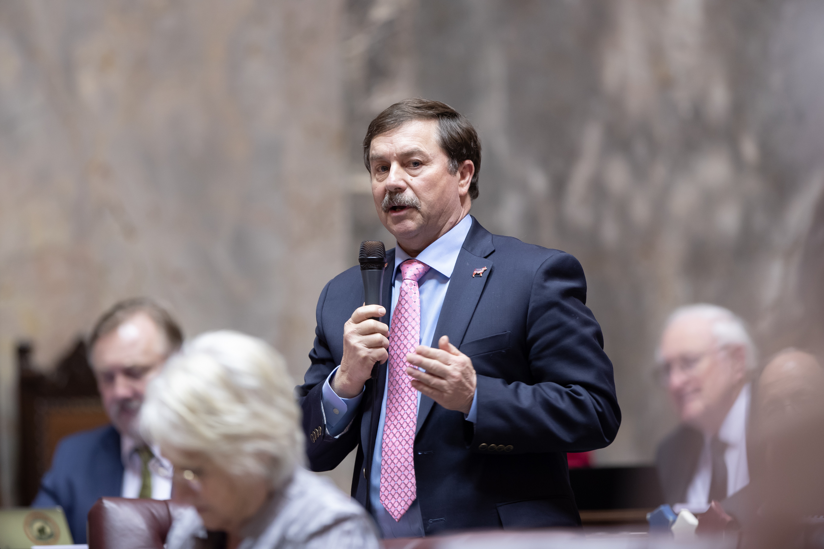 Q&A with Sen. Mark Schoesler on Janus, mental health, and the 2019 legislative session